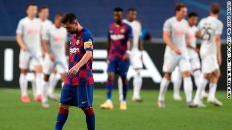 Bayern Coach Flick Reveals How Barcelona Was Humilated