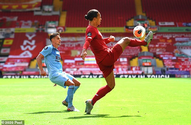 Toure Reveals Van Dijk's Defensive Weaknesses