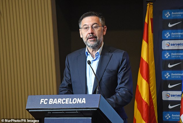 Barcelona President Reveals Tough Decisions Already Taken After Humiliating Loss To Bayern