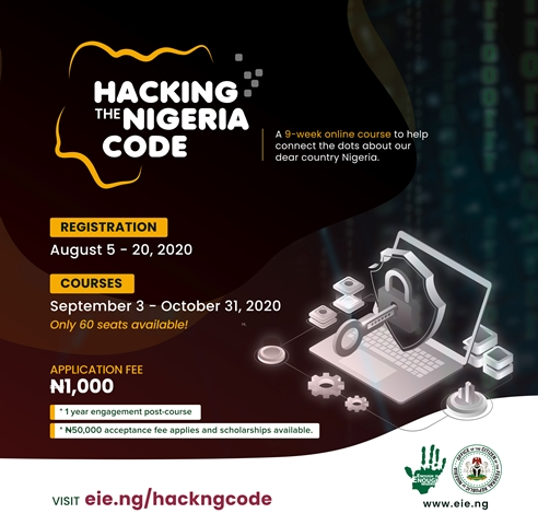 EiE Invites Citizens To Hack Nigeria's Operating System (OS)