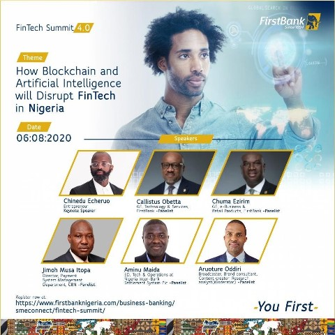 FirstBank Hosts Fintech Summit 4.0, Promotes The Growth And Reinvention Of Banking Technology In Nigeria