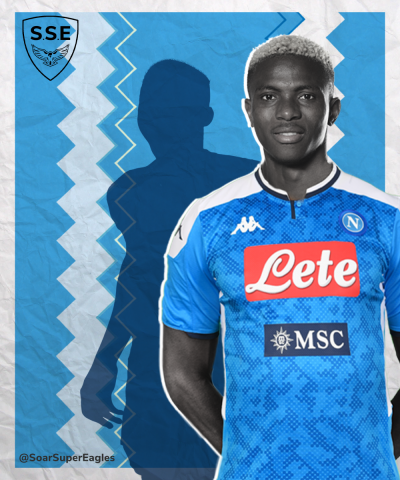 Napoli Chief De Laurentiis: Osimhen Is A 30-Goal Striker