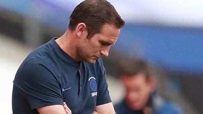 Lampard: Complacency Cost Chelsea In FA Cup Final Defeat To Arsenal