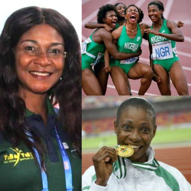 Onyali Relives Olympic Glory: 'I Wanted Two Medals At Atlanta'96 But Got Only One'