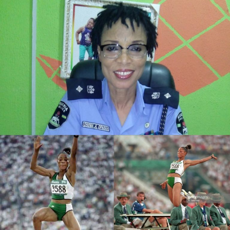 Ajunwa: How I Dumped Football And Jumped Into Olympic Gold