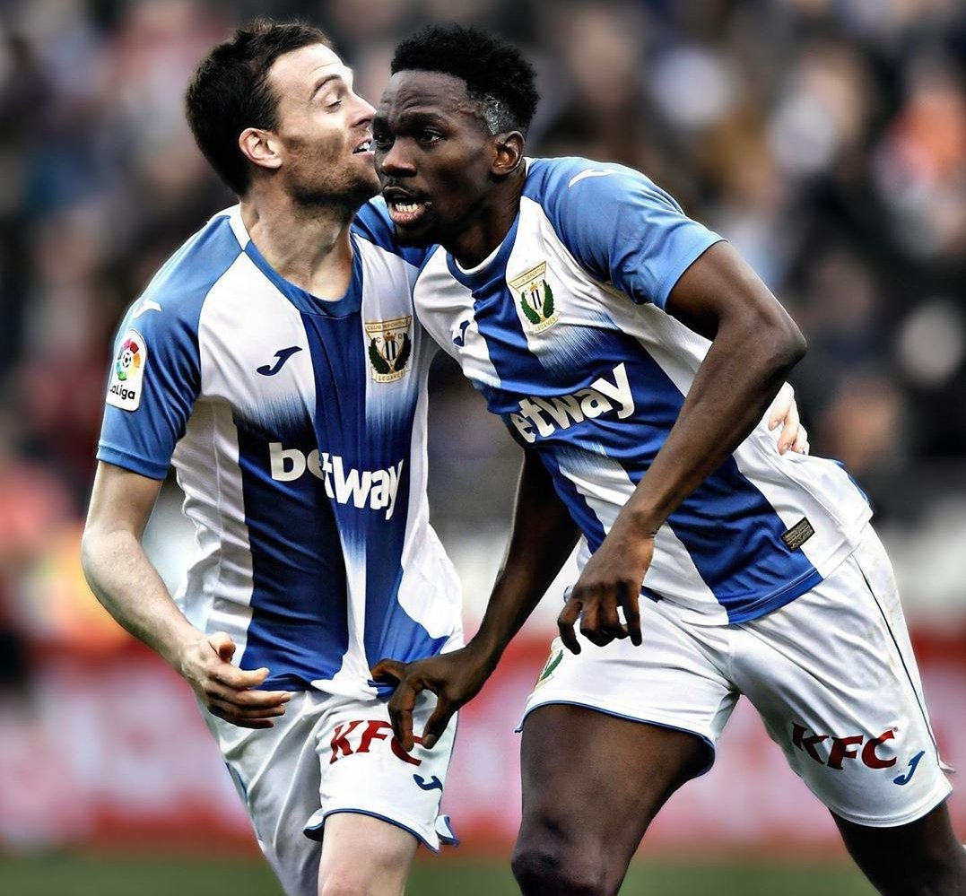 Leganes Ready To Sell Omeruo