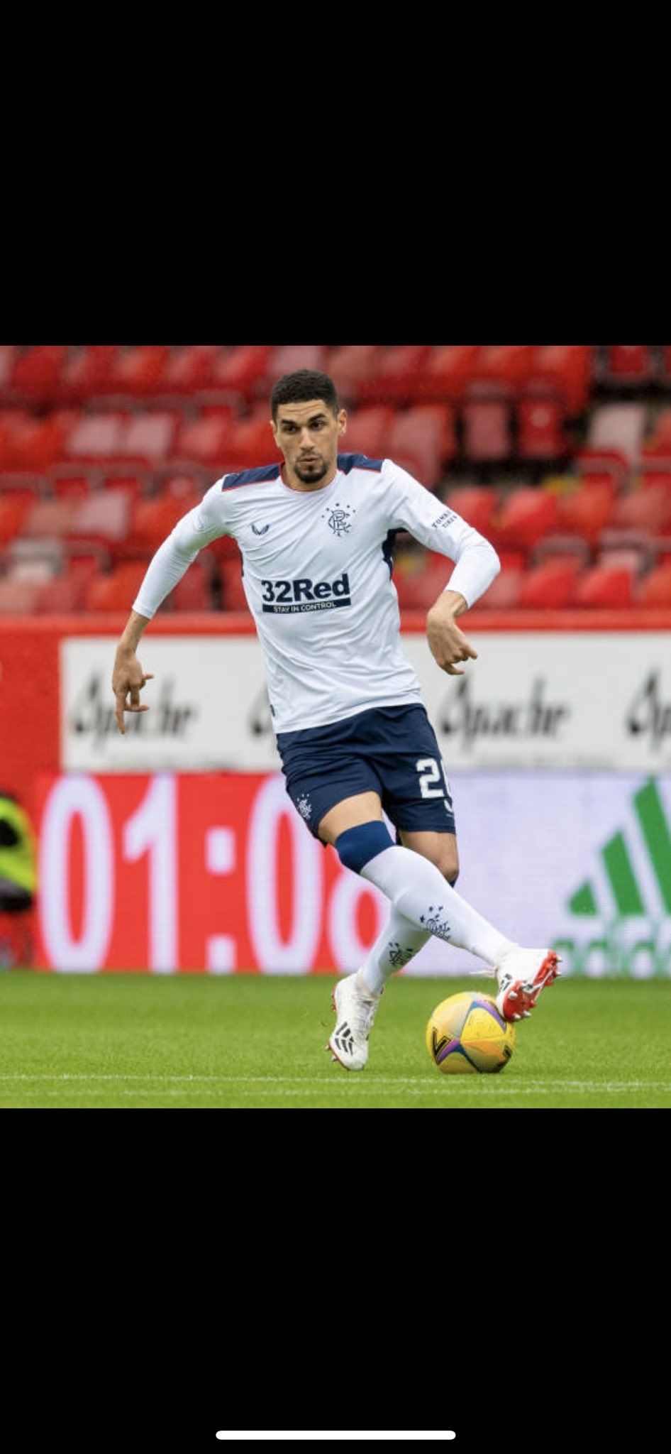 Balogun Injured Again