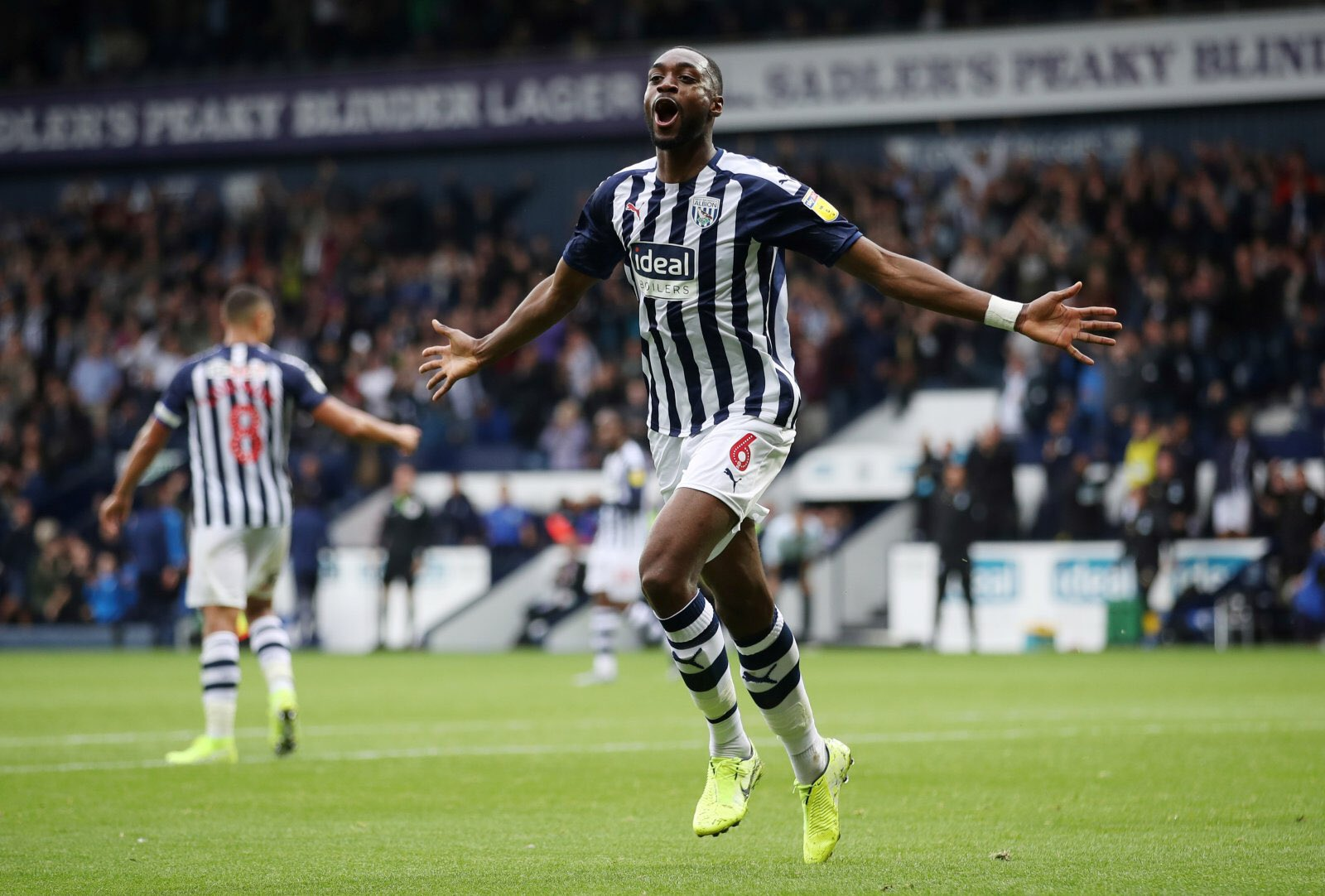Semi Ajayi Is Ready For The EPL   –Former West Brom Media Man