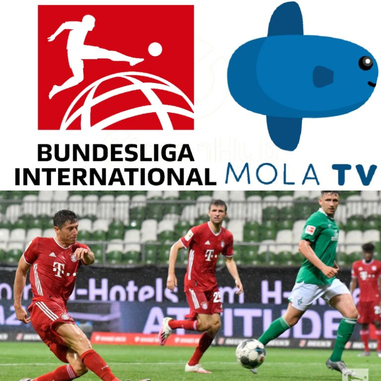 Bundesliga, Mola TV Sign Five-Year Broadcasting Deal For Indonesia