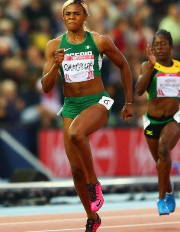 Okagbare Talks Up Medal Dream At 2008 Olympics; Still Expects 'Lucky' Silver