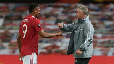 Solskjaer Talks Up Pogba In United's Europa League Title Chase
