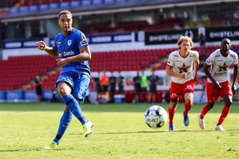 Dessers Elated To Score On League Debut For Genk