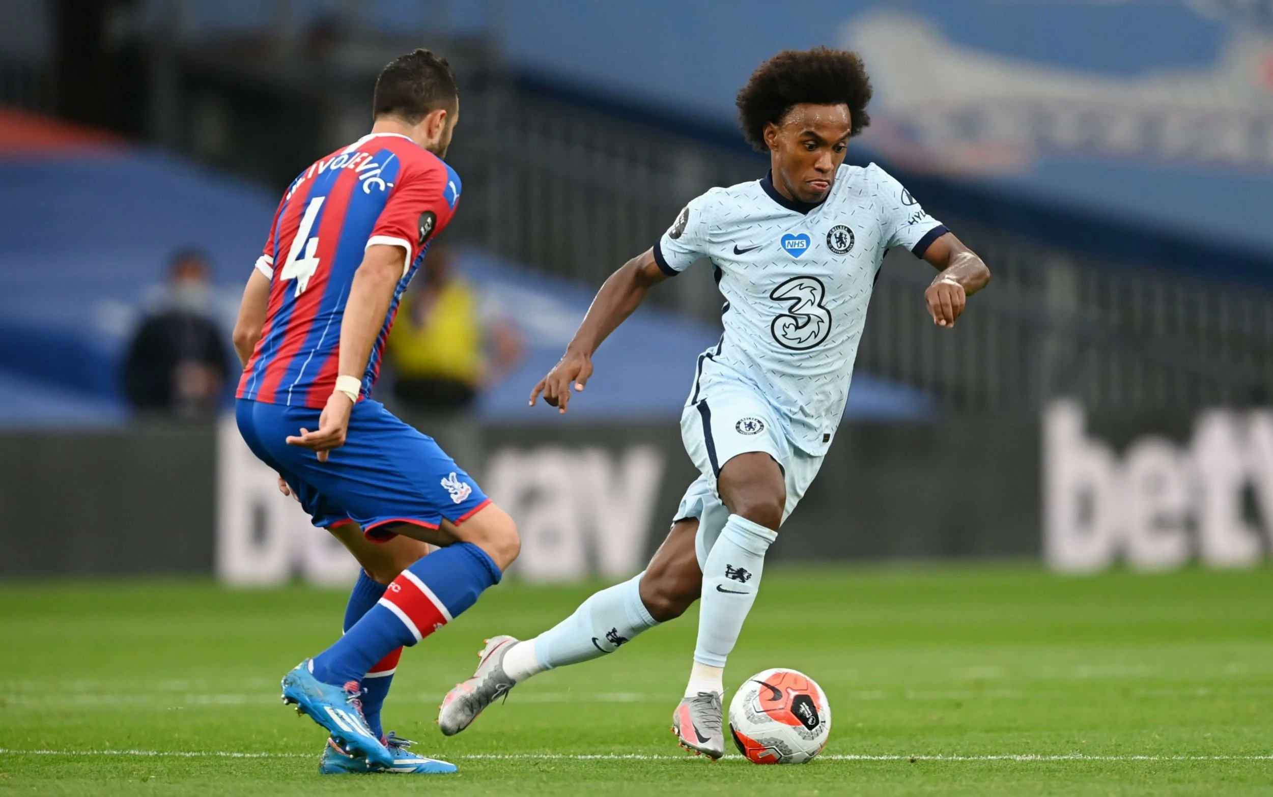 Chelsea Pay  Glowing Tribute To Willian