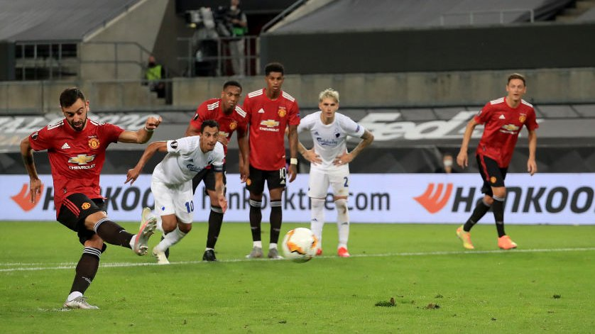 Europa League: Ighalo Benched As Man United Beat Copenhagen To Advance Into Semi-finals
