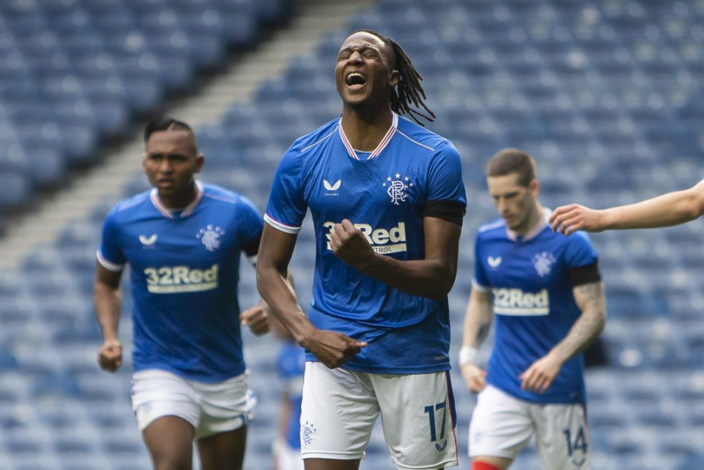 Aribo Feels Great Learning, Developing With Gerrard's Guidance At Rangers