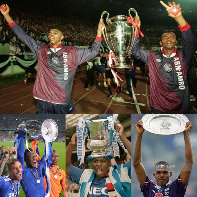 5 Most Decorated Nigerian Footballers In History