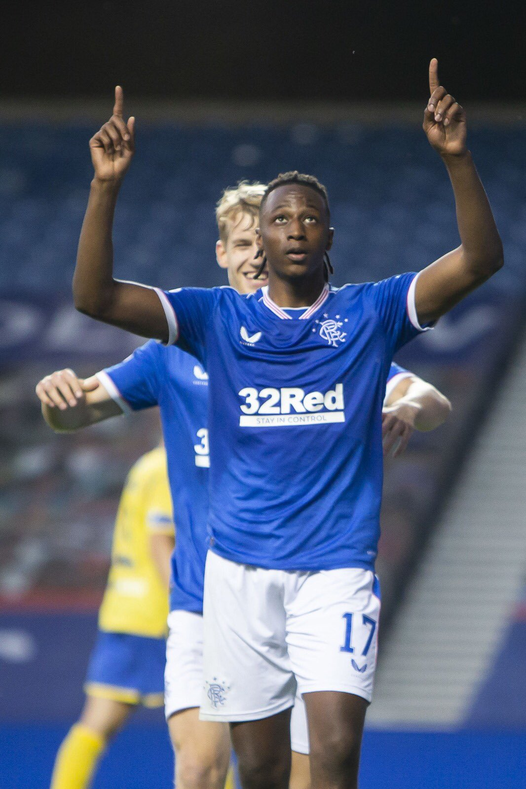 'Happy To Get Off The Mark For The Season'- Aribo Elated To Score In Rangers' Win Vs St Johnstone