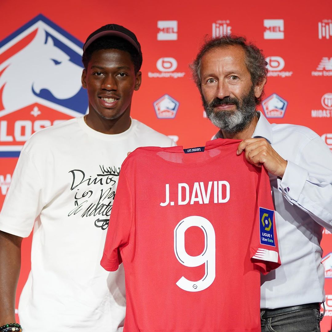 Canadian Star David Hopes To Emulate Osimhen At Lille
