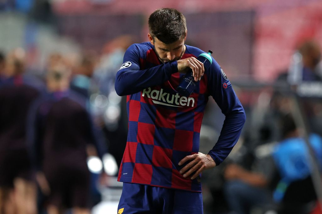 Pique: We Are All In Pains