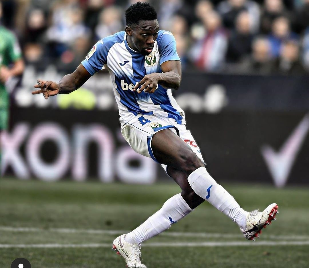 Trabzonspor Step Up Bid To Sign Omeruo From Leganes