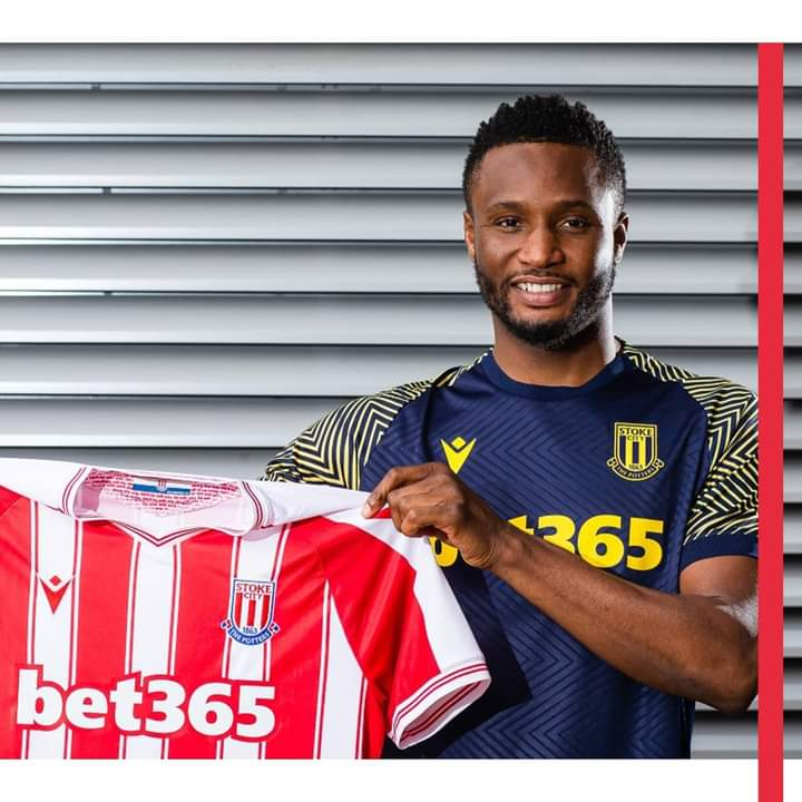 Mikel Wants To Be Father Figure At Stoke City