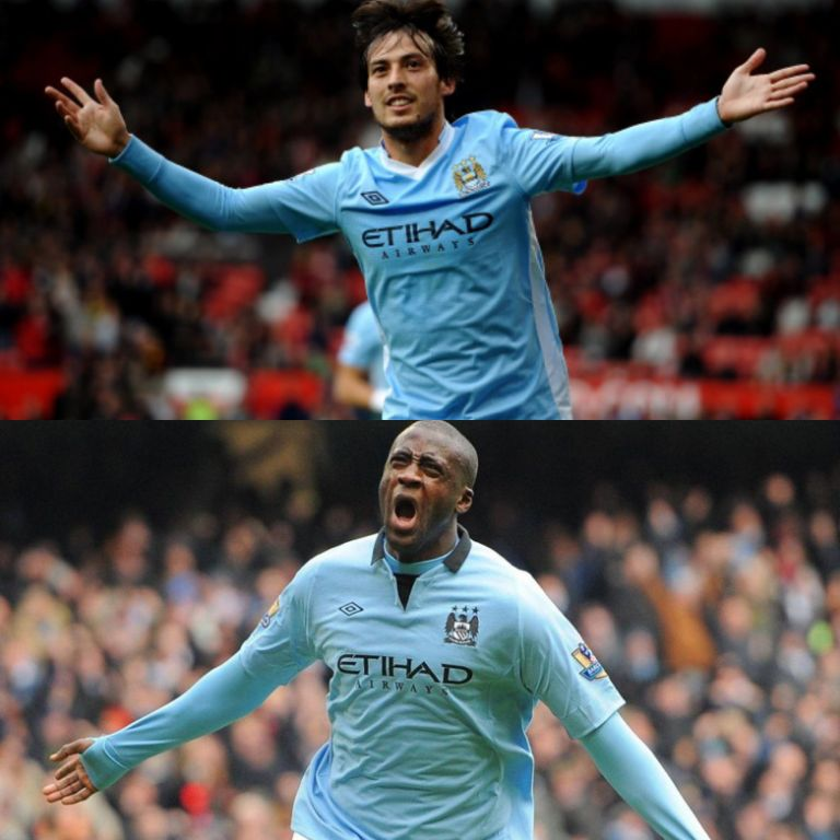 Man City To Immortalize Silva With Statue At Etihad; Fans Want Toure Honoured Too