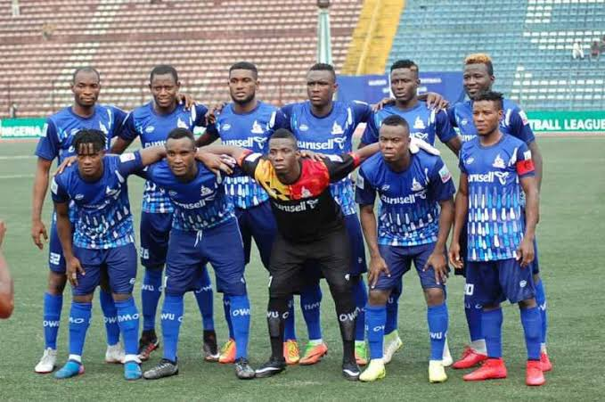 Iyaye Hails Gov. Wike's Initiative In Renovating Facilities For Rivers United, Rivers Angels