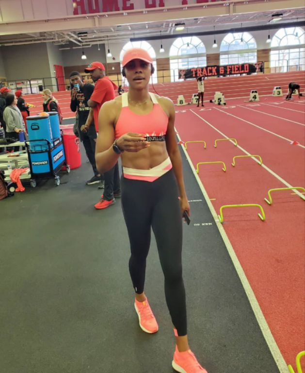 Okagbare: How Track And Field Stopped My Dream To Become An Accountant