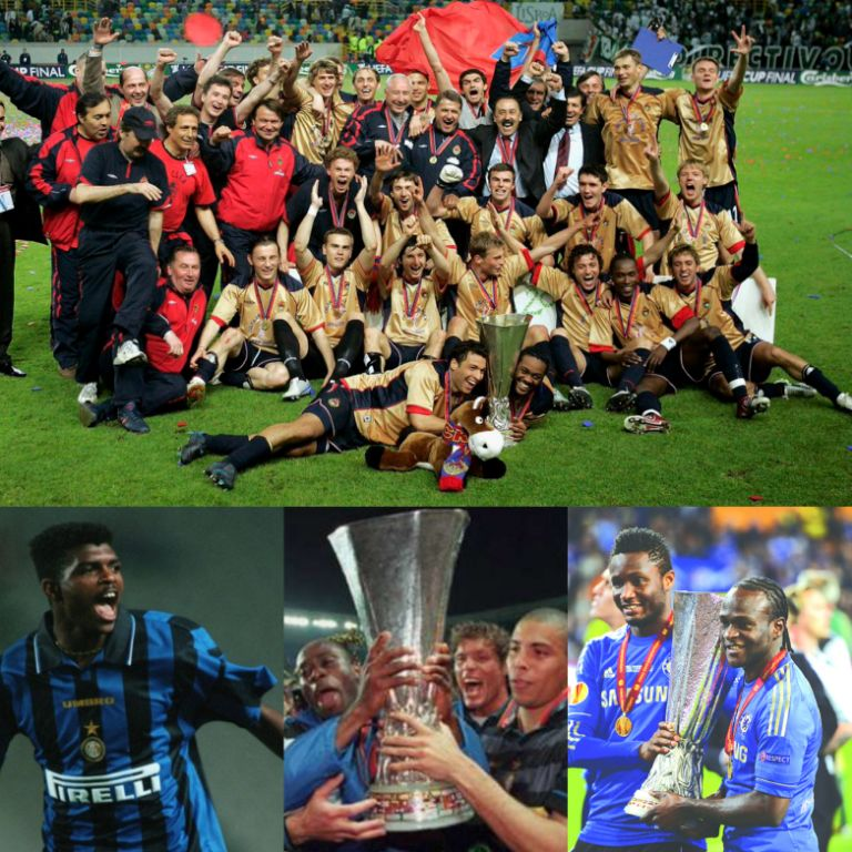 5 Nigerian Players Who Have Won The Europa League Title