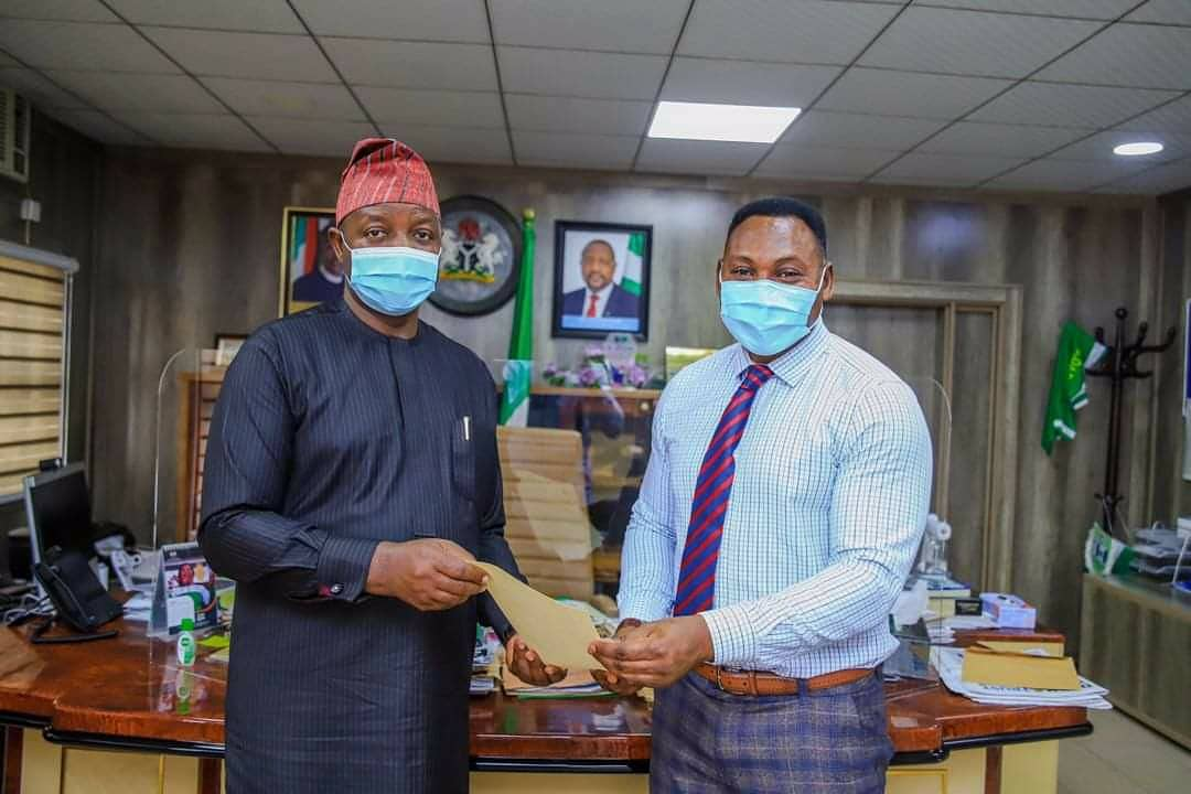 Sports-Trek Foundation Congratulate Amokachi On Appointment As SA  On Sports To Buhari