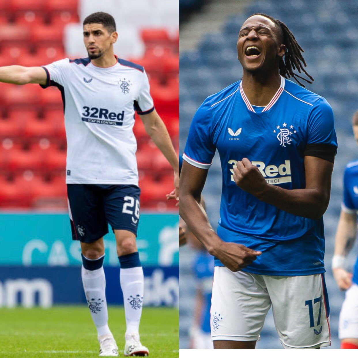 Gerrard: Balogun Fit To Face Hamilton Academical, Aribo Still Out