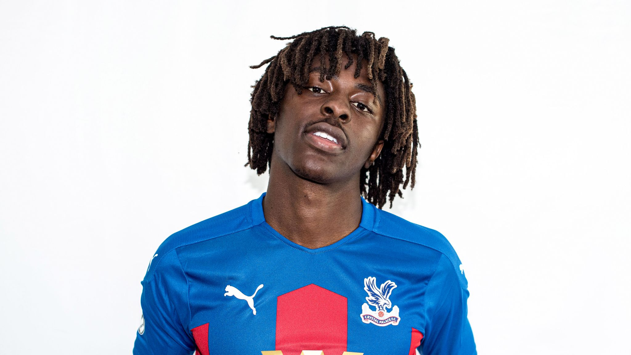 Crystal Palace Sign Eze On Five-Year Deal