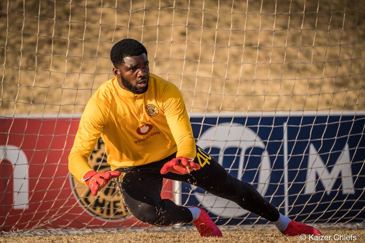 CAFCL: Akpeyi Named In Kaizer Chiefs Squad For Primeiro de Agosto Clash