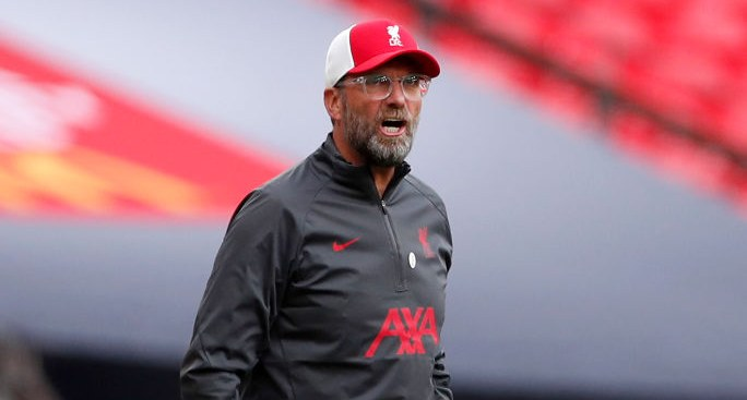 Klopp Takes Blame For Liverpool's Shock Home Loss To Burnley