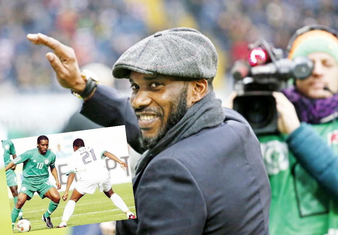 Okocha At 47: Odegbami's Glowing Tribute To A 'True Football Genius'