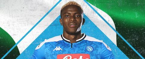 Napoli Director, Giuntoli: Osimhen's Signing Has Made Our Attack Complete