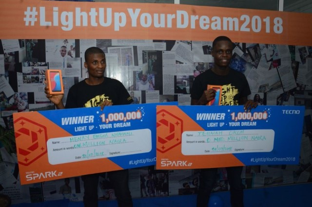 TECNO's Deep Affinity For Nigerian Youths Is Stunning