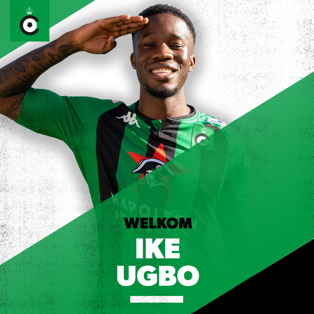 Chelsea Nigerian Forward Ugbo Joins Cercle Brugge On Loan