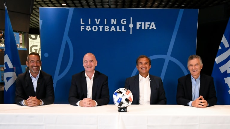 FIFA Foundation, UPL Agree Deal To Promote  Development And Education Through Football