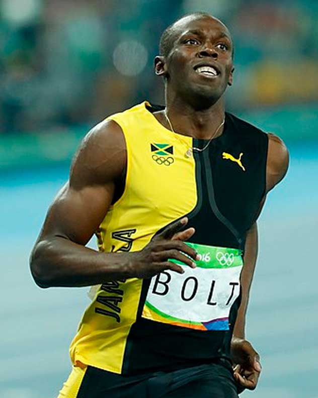 Bolt Tests Positive For Coronavirus