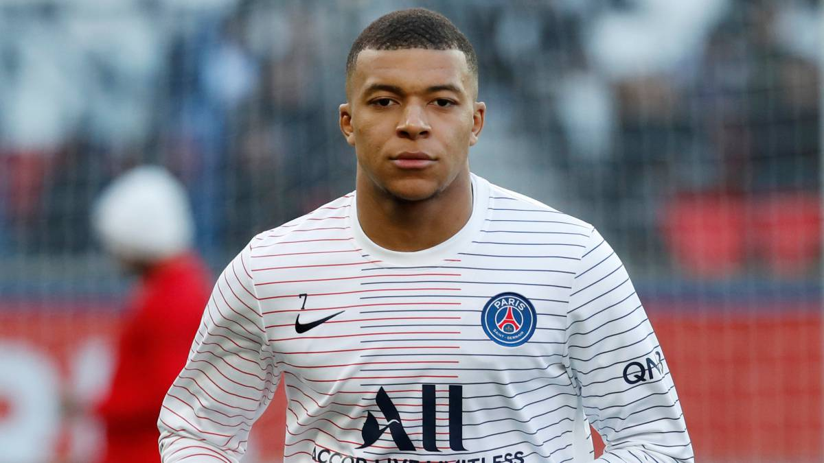 Mbappe Tests Positive For Coronavirus