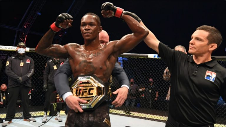 UFC: Adesanya Knocks Out Costa To Retain Middleweight Title