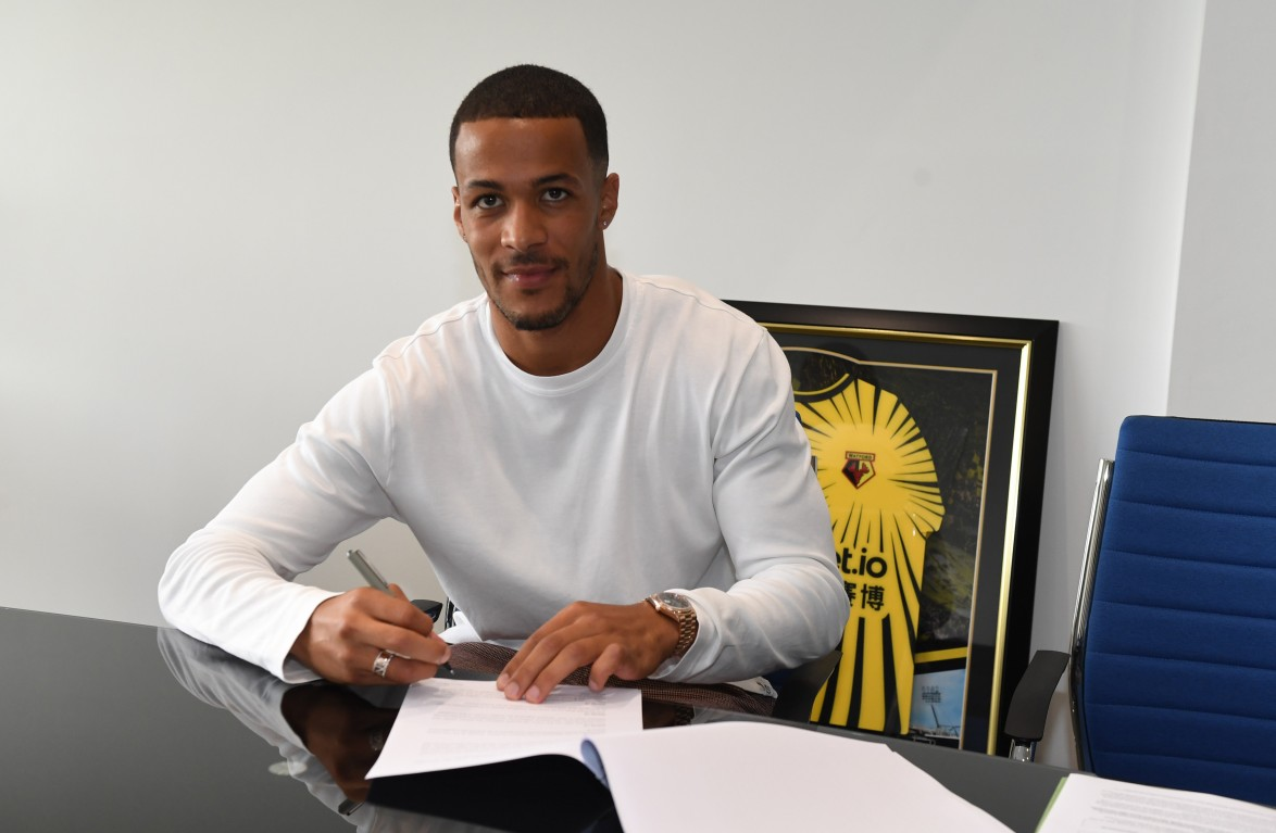 Troost-Ekong: I Want To Play In The Premier League With Watford