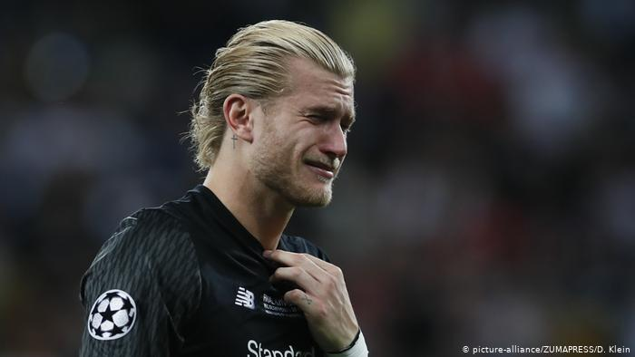Liverpool Flop Karius Joins Awoniyi At Union Berlin On Loan