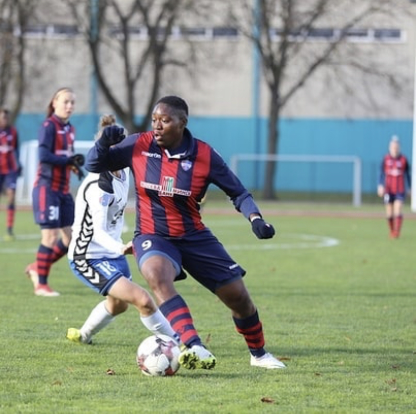 Nigeria's Ogbiagbevha Finishes Joint Top Scorer In UEFA Women's Champions League