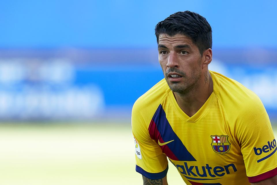 Suarez Agrees Personal Terms With Juventus Ahead Transfer From Barcelona