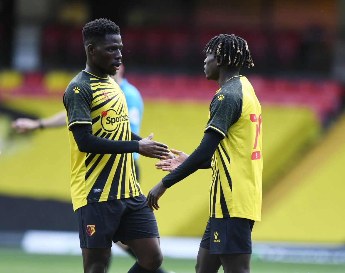 Dele-Bashiru Helps Watford Beat Tottenham HotSpur In Friendly