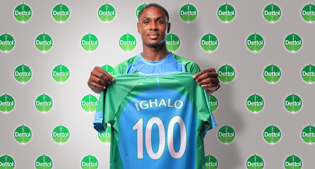 Dettol Cool Announces Odion Ighalo As New Brand Ambassador