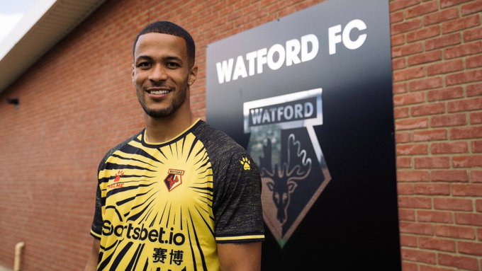 Troost-Ekong: Ighalo Influenced My Decision To Join Watford