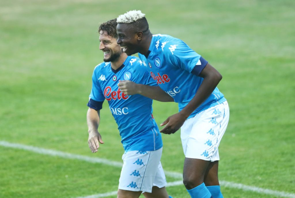 How Osimhen Will Adapt To Napoli Style Of Play And Score Goals  –Agent